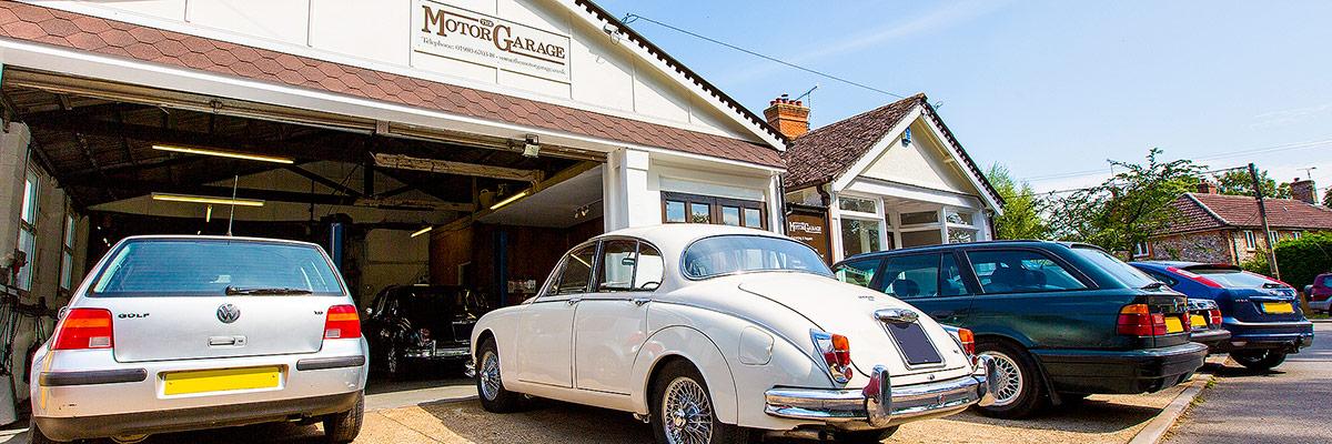 The Motor Garage, Netheravon